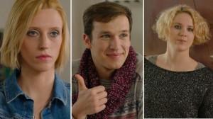 3 nieuwe personages